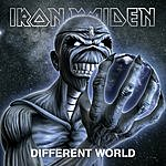 Iron Maiden Different World (3 Track Maxi-Single)
