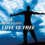 Jerry Elliott Love Is Free (7-Track Maxi-Single)