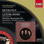 Mstislav Rostropovich Tout Un Monde Lointain.../Cello Concerto (Remastered)