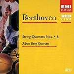 Alban Berg Quartet String Quartets Op.18 Nos. 4-6 (Remastered)