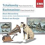 Alexis Weissenberg Piano Concerto No.1/Piano Concerto No.2 (Digital Remaster)