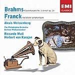 Alexis Weissenberg Piano Concert No.1/Symphonic Variations (Digital Remaster)