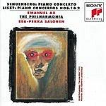 Emanuel Ax Piano Concerto/Piano Concertos Nos. 1 & 2