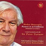 Peter Ustinov Pictures At An Exhibition