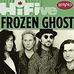 Frozen Ghost Rhino Hi-Five: Frozen Ghost