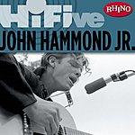 John Hammond Rhino Hi-Five: John Hammond