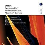 Thomas Zehetmair Symphony No.7/Romance/Carnival Overture
