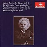Antonio Pompa-Baldi Works For Piano, Vol.4