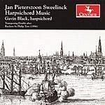 Gavin Black Harpsichord Music