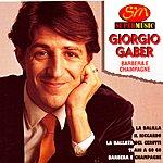 Giorgio Gaber Barbera E Champagne