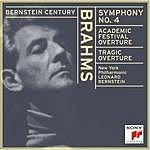 Johannes Brahms Symphony No.4, Op.98/Academic Festival Overture, Op.80/Tragic Overture, Op.81
