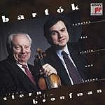 Isaac Stern Sonatas For Violin And Piano, Nos.1 & 2