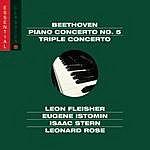 Leon Fleisher Piano Concerto No.5 in E Flat Major, Op.73 'Emperor'/Concerto in C Major, Op.56 'Triple Concerto'
