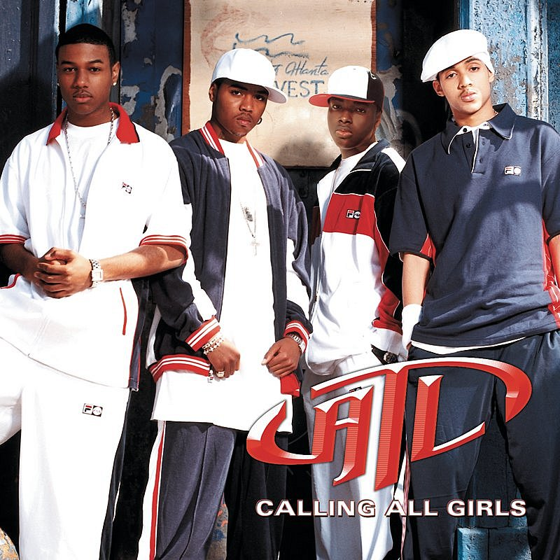 Cover Art: Calling All Girls (5-Track Maxi-Single)