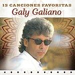 Galy Galiano 15 Canciones Favoritas