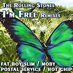The Rolling Stones I'm Free (5-Track Remix Maxi-Single)