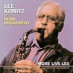 Lee Konitz More Live-Lee