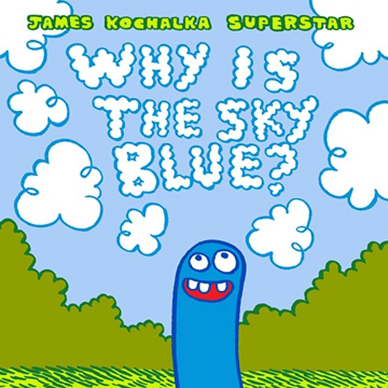 Cover Art: Why Is The Sky Blue?