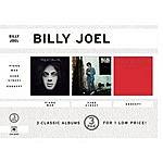Billy Joel Piano Man/52nd Street/Kohuept (3 Pak Cube)