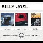 Billy Joel The Bridge/Storm Front/The Nylon Curtain (3 Pak)