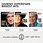 Cover Art: Country Superstars: Biggest Hits - 3 Pak