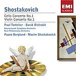 Paul Tortelier Cello Concerto No.1/Violin Concerto No.1