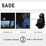 Sade Diamond Life/Promise/Love Deluxe