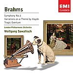 Johannes Brahms Symphony No.1 in C Minor, Op.68/Variations On A Theme By Haydn, Op.56a/Tragic Overture in D Minor, Op.81