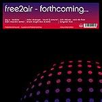 Jay P Free2air: Forthcoming (3-Track Maxi-Single)