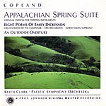 Keith Clark Appalachian Spring Suite/Eight Poems Of Emily Dickinson/An Outdoor Overture