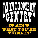 Montgomery Gentry It Ain't What You're Thinkin' (Single)