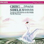 Academy Of St. Martin-In-The-Fields Karelia Suite/Swan of Tuonela/Holberg Suite