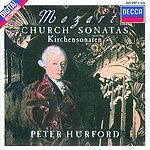 Peter Hurford Complete Church Sonatas