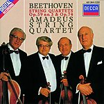 Amadeus String Quartet No.9 in C Major 'Rasumovsky 3'/String Quartet No.10 in E Flat Major 'Harp'