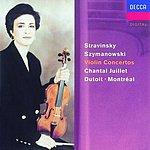 Chantal Juillet Violin Concerto in D Major/Violin Concertos Nos. 1 & 2