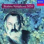 Johannes Brahms Symphony No.4/Handel Variations & Fugue