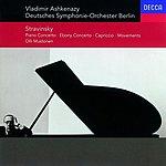 Igor Stravinsky Piano Concerto/Ebony Concerto/Capriccio/Movements