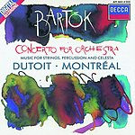 Charles Dutoit Concerto For Orchestra/Music For Strings, Percussion And Celesta