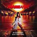 Annihilator In Command: Live 1989-1990