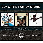 Sly & The Family Stone Greatest Hits/There's A Riot Goin' On/Fresh