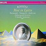 Gioachino Rossini Mosé In Egitto (Opera In Three Acts)