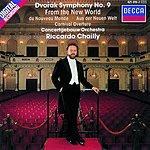 Antonin Dvorák Symphony No.9 'From The New World'/Carnival Overture