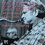 Zoot Sims Suddenly It's Spring