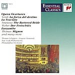 Thomas Schippers Opera Overtures & Incidental Music