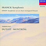 Jean-Yves Thibaudet Symphony in D Minor, Op.48/Symphony On A French Mountain Air, Op.25