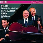 Beaux Arts Trio Piano Quartet No.1 in C Minor/Piano Trio in D Minor