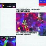 Riccardo Chailly Symphony No.5 'Concerto Grosso No.4'/Concerto Grosso No.3