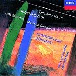 Dmitri Shostakovich Symphony No.10 in E Minor, Op.93/Musique Funèbre