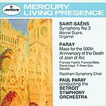 Marcel Dupré Symphony No.3/Mass For Joan Of Arc