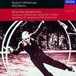 Igor Stravinsky Symphony in C Major/Symphony in Three Movements/Symphonies Of Wind Instruments